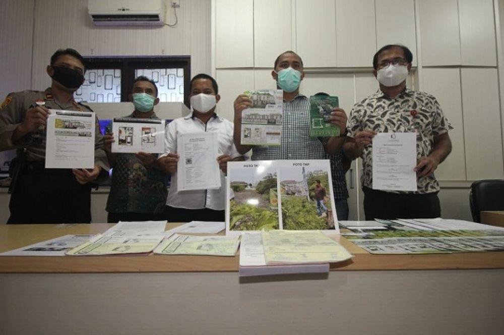 Penipuan Perumahan Green Ar Rayah Dirut Pt Jsi Tersangka