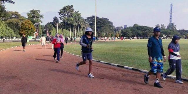 Lapangan Rampal Kembali Dibuka untuk Umum
