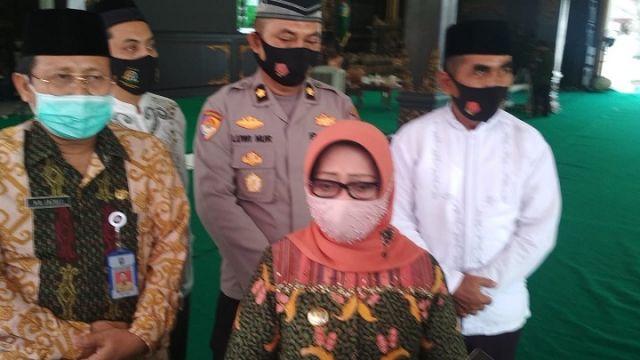 Terakhir Bupati Jombang ke Jakarta Sebelum Akhirnya Positif Covid-19