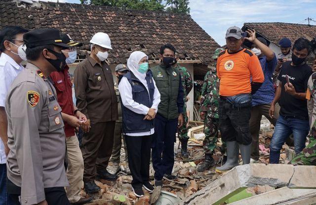 Surabaya Aman Gempa, Hujan Lebat dan Banjir