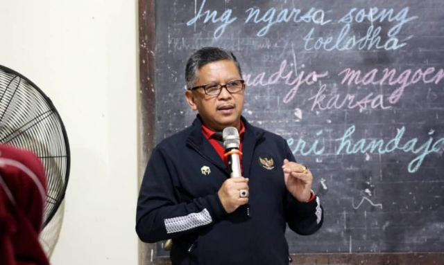 Sekjen PDIP Bawa Grand Desain Soekarno Center Mojokerto ke Mendikbudristek