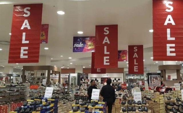 Ditemukan 2 Karyawan Positif Corona, AEON Mall Ditutup Sepekan