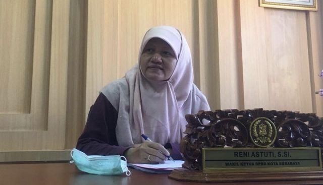 RT-RT Surabaya, Bersaksi tak Terima Rp 187 Juta