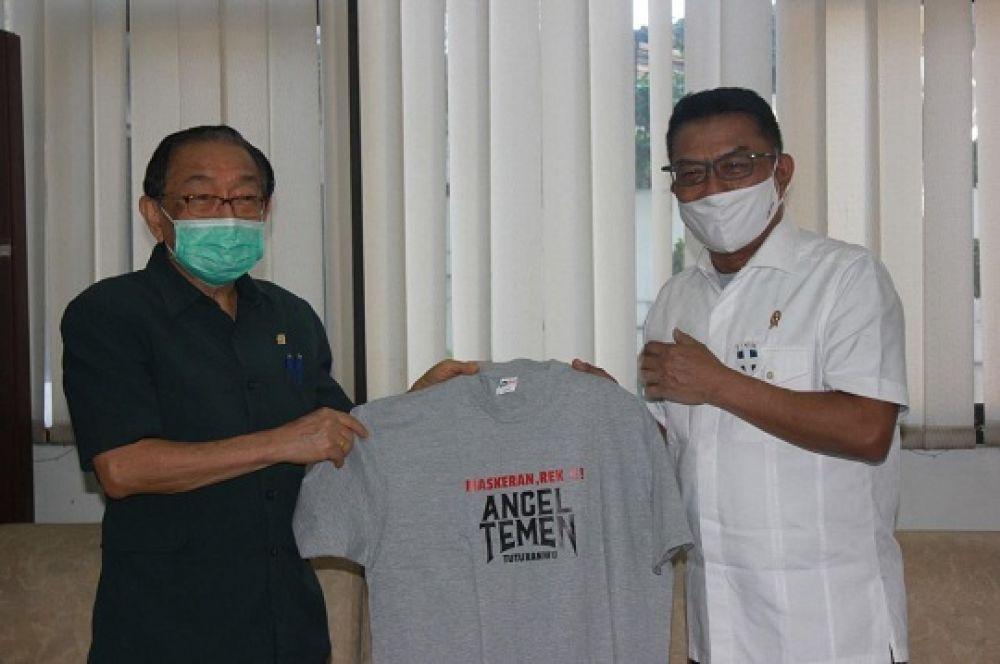 Moeldoko Puji Penerapan Protokol Kesehatan PT Maspion
